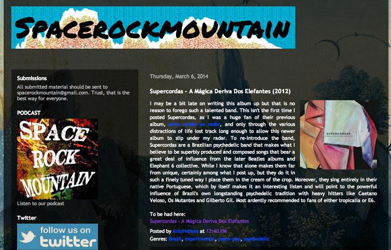 supercordasblogspacerock
