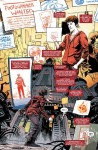 Lautmusik posters in the back (Spiderman's 99 Problems #1)