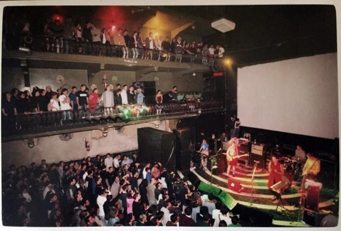 2001 Stereolab