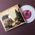 capa + CD, apenas 500 cópias